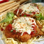 Baked Chicken Cutlet,